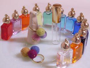 香る指輪&香水